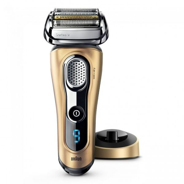 Braun Series 9 9299s Wet and Dry Men's Electric Shaver - Gold